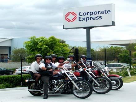 Harley rides brisbane